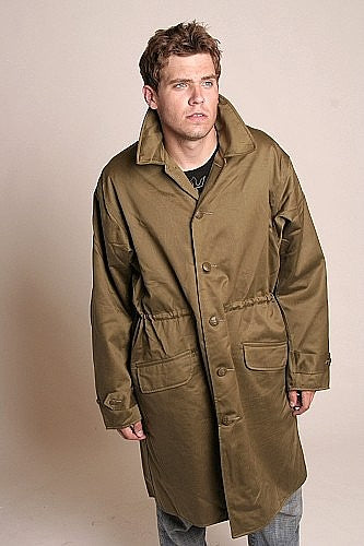 Norwegian Trenchcoat Heavyweight