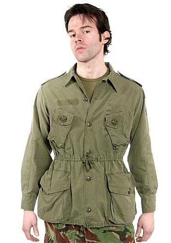 Vintage Canadian Forces Lightweight Combat Shirt