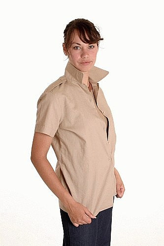 Woman  Naval Summer S/S Blouse