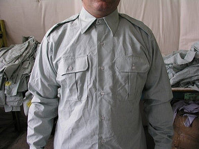 Army Long Sleeve, Dress Shirt AG-415 -US ARMY