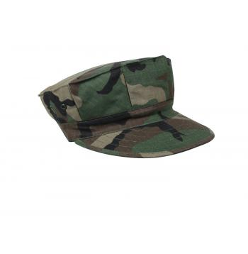 Marine Corps Cotton Rip-Stop Cap without Emblem