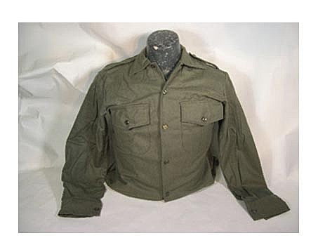 Dutch Army Wool Shirt