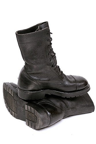 Danish Cap Toe Combat Boot