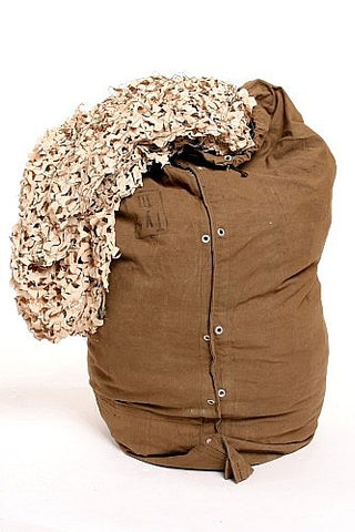 Tent Bag Canvas brown
