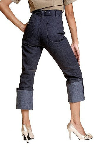 Dungaree Denim Jeans