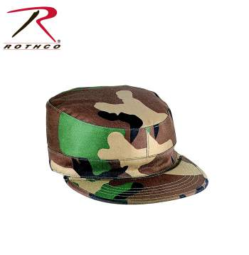 Gov't Spec 2 Ply Poly/Cotton Army Ranger Fatigue Cap