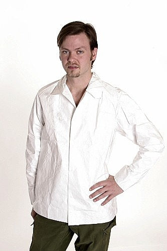 Tyvek Shirt Disposable