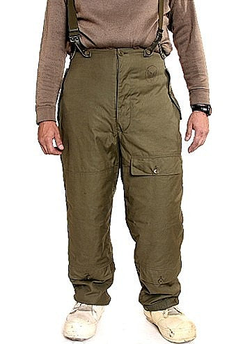 US Army Aircorps Insulated flight trousers