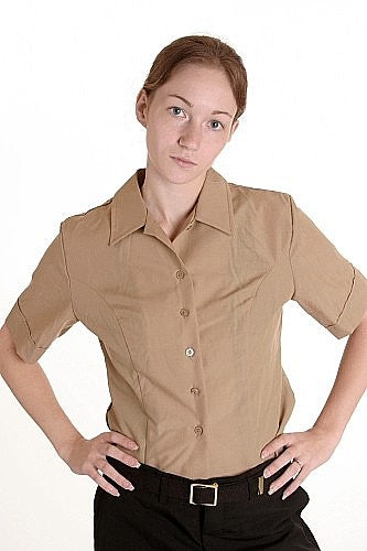Women's USMC Dress Blouse - U.S.A.