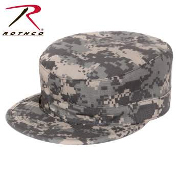 Gov't Spec 2 Ply Poly/Cotton Rip-Stop Army Ranger Fatigue Cap