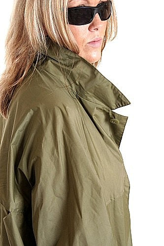 Women's Nylon Trenchcoat - France