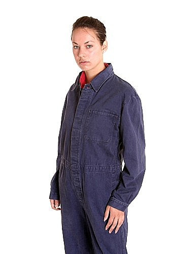 W German  Mechanics Coverall HBT