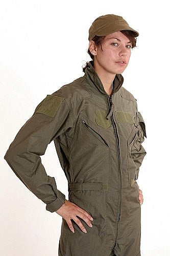 W Nomex Flight Suit Fire Resistant
