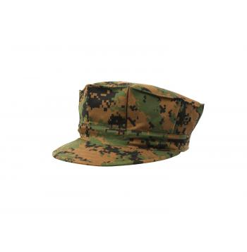 Marine Corps Poly/Cotton Cap With Out Emblem