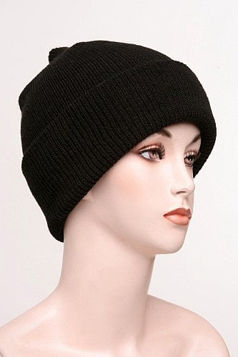 Womens US Wool Watch Cap