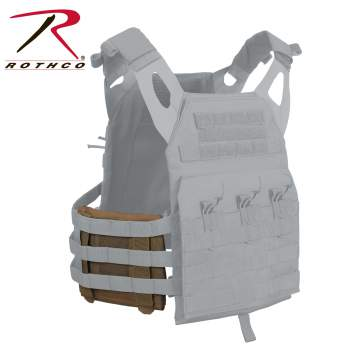 LACV (Lightweight Armor Carrier Vest) Side Armor Pouch Set