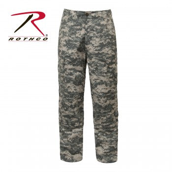 Camo Army Combat Uniform Pants