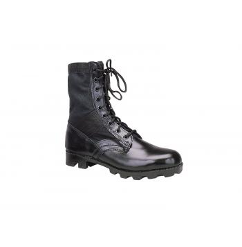 G.I. Type Black Steel Toe Jungle Boot