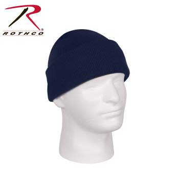 Deluxe Fine Knit Watch Cap