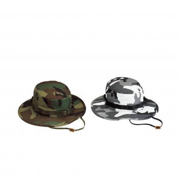 100% Cotton Rip-Stop Boonie Hat
