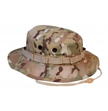 Poly/Cotton Rip-Stop Boonie Hat