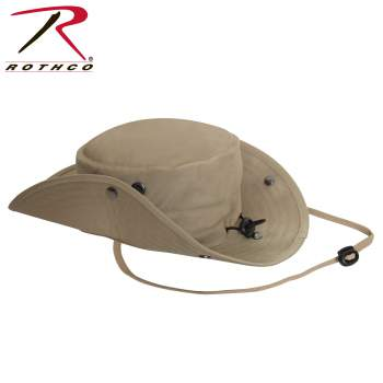 Adjustable Boonie Hat With Neck Cover