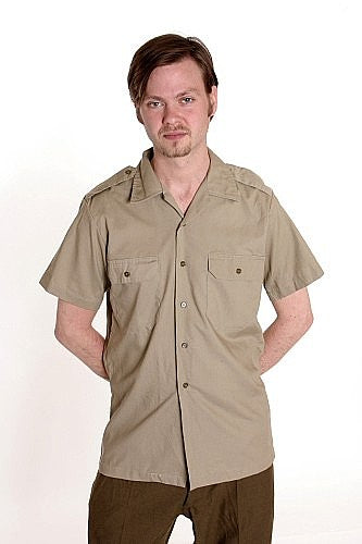 Canadian UN tropical Cotton shirt