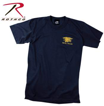Official Navy Seals Team Logo T-shirt