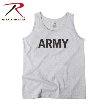 Military Physical Training Tank Top