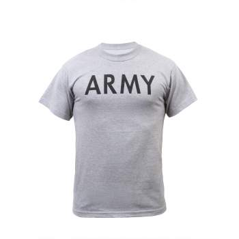 Grey Physical Training T-Shirt