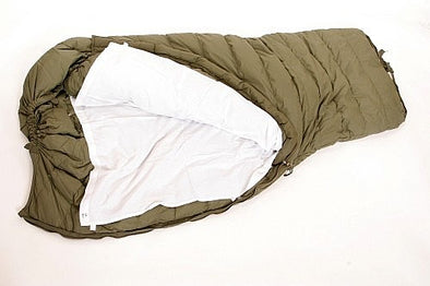 British Royal Navy Sleeping Bag Liner White NEW