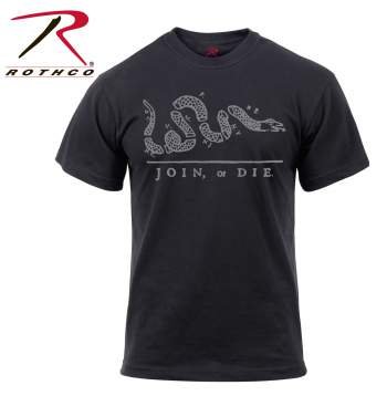 'Join or Die' T-Shirt