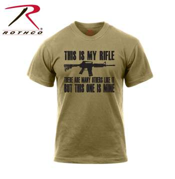 'This Is My Rifle' T-Shirt