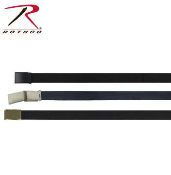 Military Web Belts With Flip Buckle