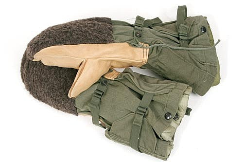 GI Military Arctic Gloves