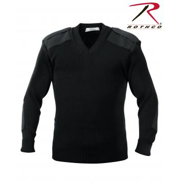 G.I. Style Acrylic V-Neck Sweater