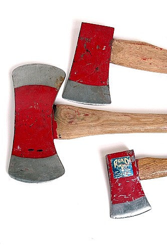 Axe Double -Sided