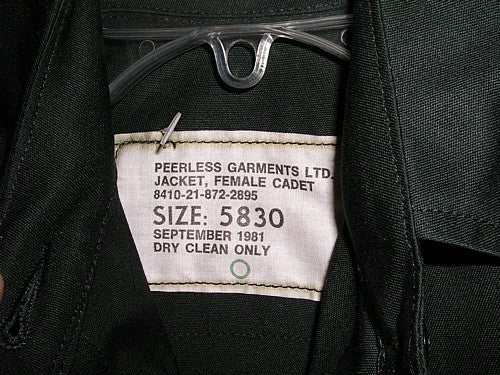 Canadian Work Jacket
