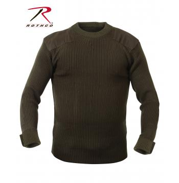 G.I. Style Acrylic Commando Sweater