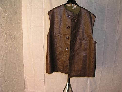 Jerkins Vest - Vintage Brand NEW- British