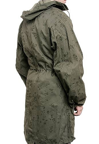 US Genuine Issue Desert Night Pattern Fishtail Parka