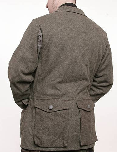 Vintage Wool Combat Jacket M39, Swedish