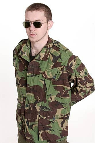 British DPM Combat Jacket