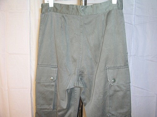 Combat Pants - Vintage- French