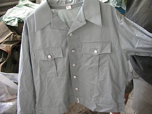 East German Dress Shirt  - Military NEW