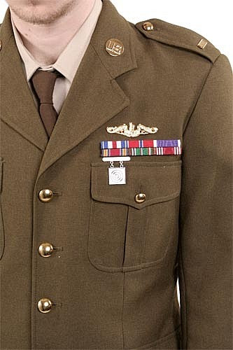 World War II Style Army Dress Uniform