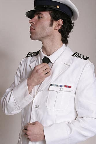 US Sailor Officer Formals Costume