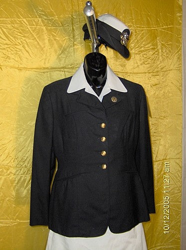 U.S. Women's Naval Costume
