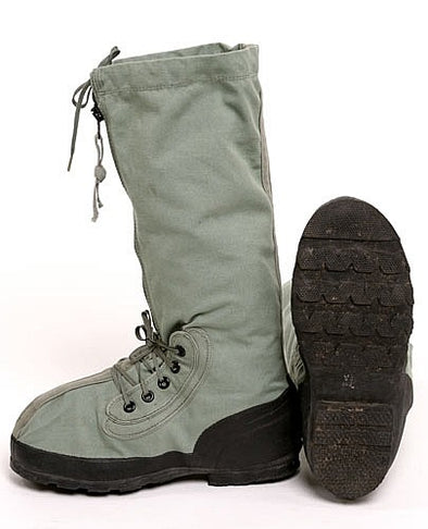 Winter Green Mukluks