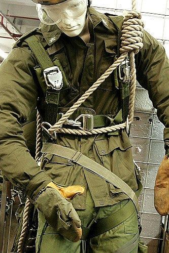 Rappelling Harness Full Body